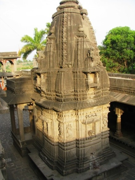 Vishnu Temple (Arial View)