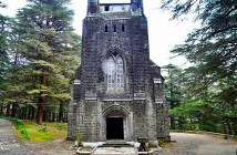 St John in the Wilderness - Mcleod Ganj Dharamshala