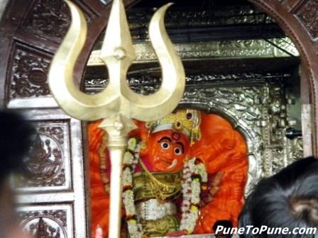 Saptashrungi Devi-Vani