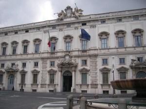 Palazzo Spada sede del Consiglio di Stato