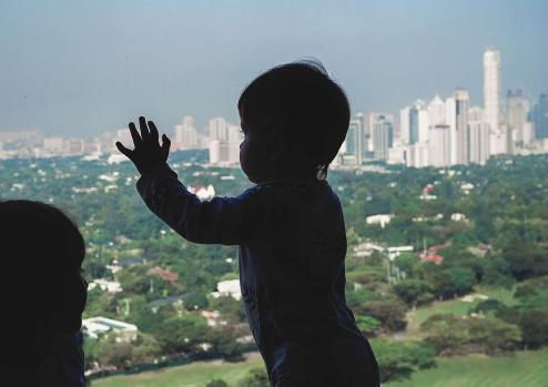 Tere hommikust Manila