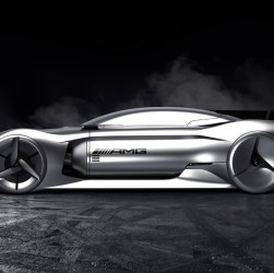 2040 Mercedes-Benz Streamliner