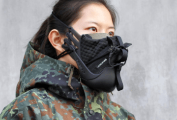 YEEZY Boost Face Mask