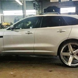 New 2016 Jaguar F-Pace