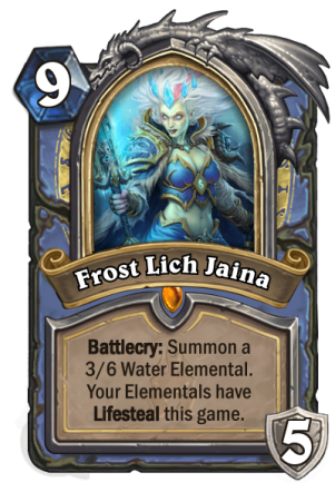 Preview: Ranking the Death Knight Cards from Hearthstone: Knights of the Frozen Throne