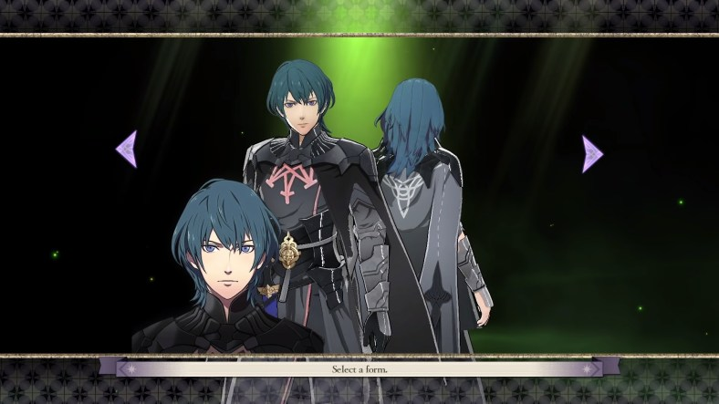 Fire Emblem: Three Houses - Male Byleth