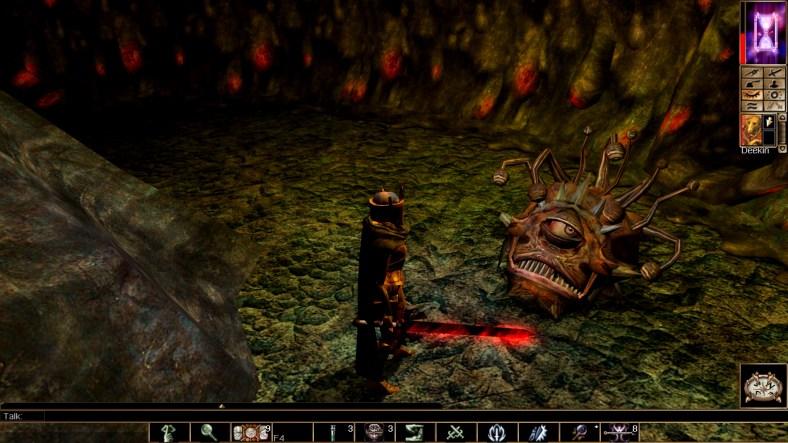 Neverwinter Nights: Enhanced Edition cavern