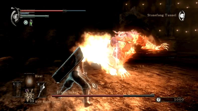 Demon's Souls bosses ranked - Flamelurker