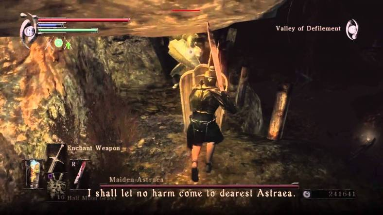Demon's Souls ranked bosses - Maiden Astraea