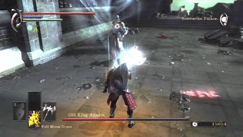 Demon's Souls bosses ranked - Old King Allant