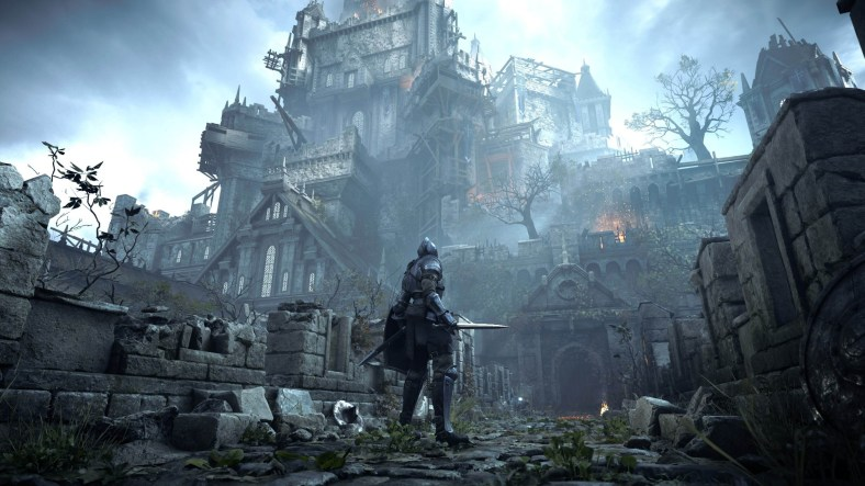 Demon's Souls bosses ranked - PS5 remake screenshot