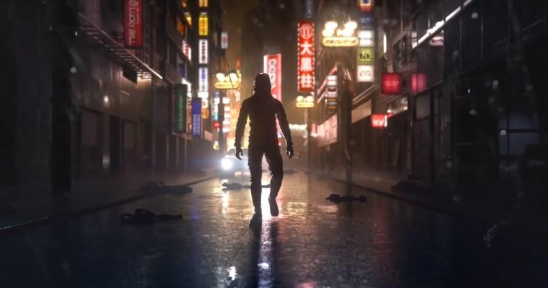 GhostWare: Tokyo trailer screenshot