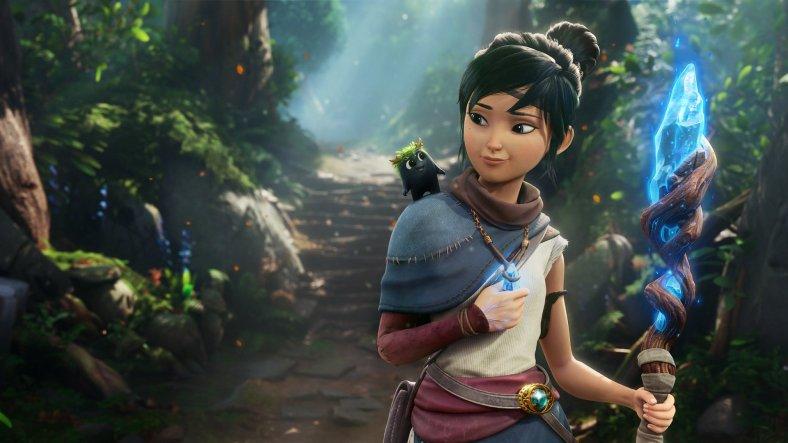 Kena: Bridge of Spirits - 2021 Video Game Release Calendar