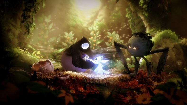 Ori and the Will of the Wisps - wholesome screenshot