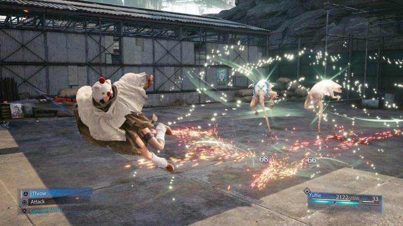Final Fantasy VII Remake Intergrade: Episode INTERmission (Yuffie DLC)
