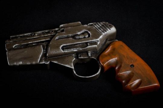 BSG Pistol - Finished
