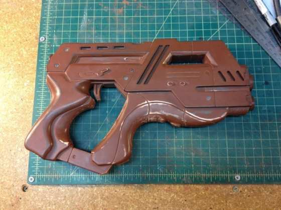 Carnifex Mold Ready