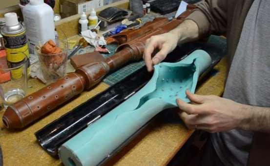 Ghost Rifle - Barrel Mold
