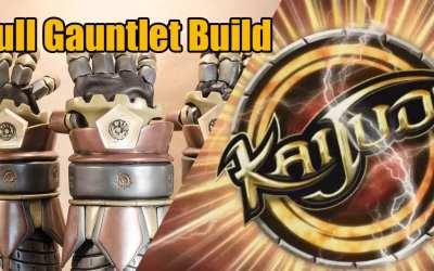 Prop Shop: Kaijudo Gauntlet Trophy Build