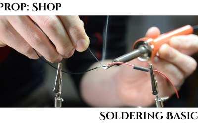 Prop: Shop – Soldering Basics
