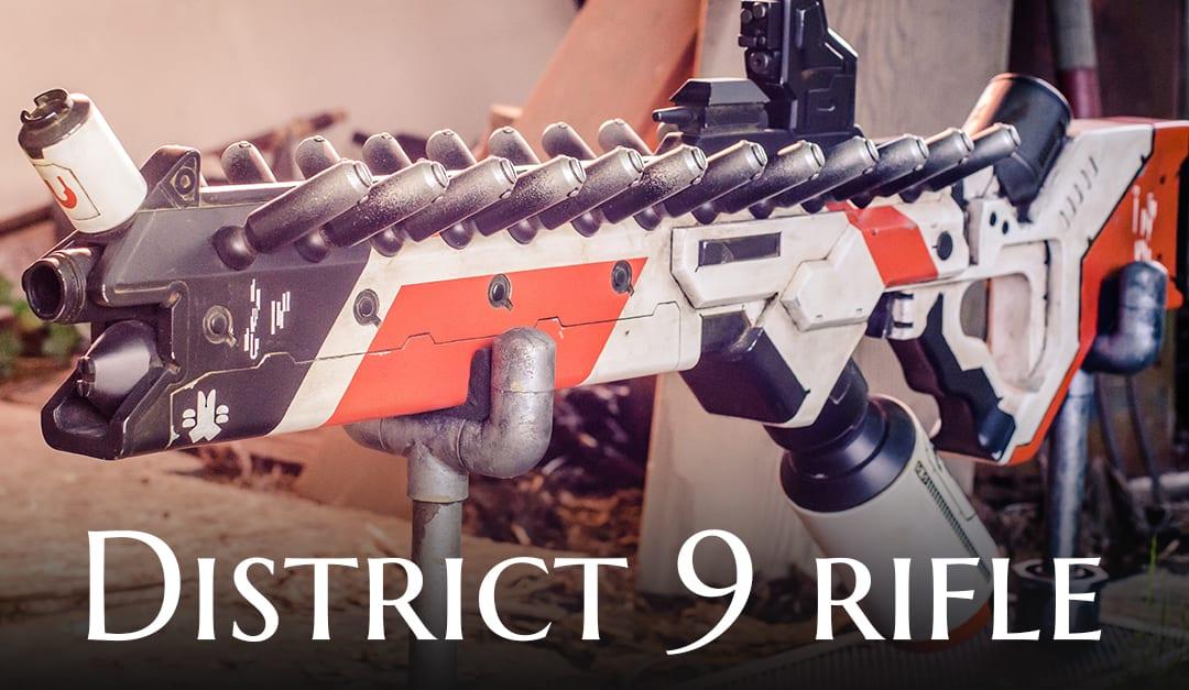 District 9 Rifle