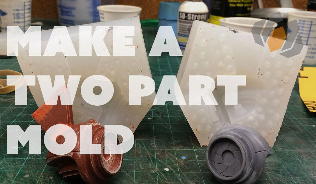 Prop: Live from the Shop – How to Make a Mold