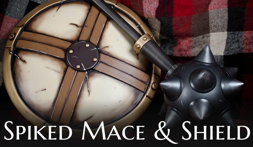 Ritsy Mace and Shield