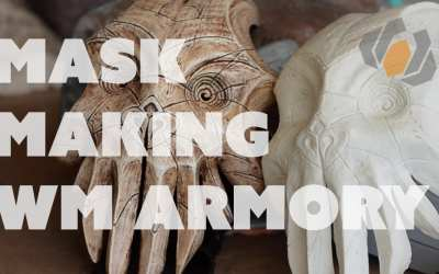 Prop: Shop – Mask Making with Will Morgan