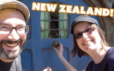 New Zealand Tour 2017 with Bill and Brittany Doran