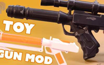 Toy Prop Gun Modification