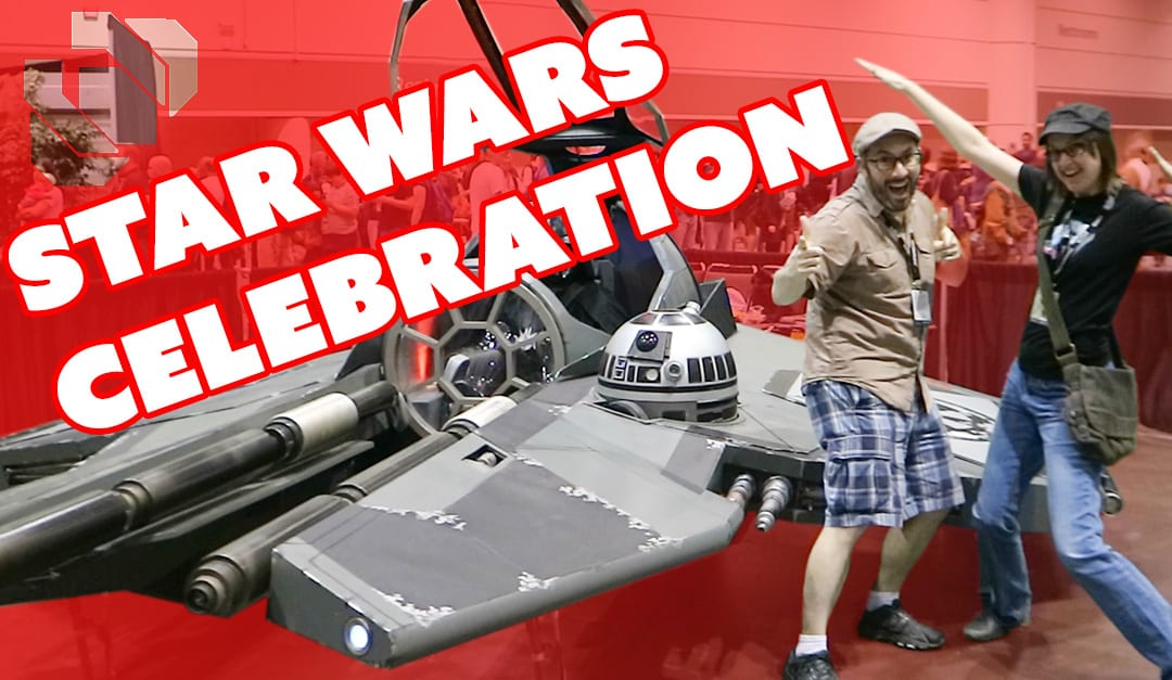 Star Wars Celebration 2017 – Punished Props