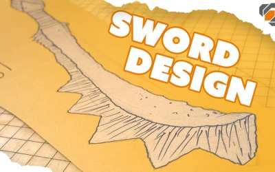 Prop Sword Design 101 – Drawing Tutorial