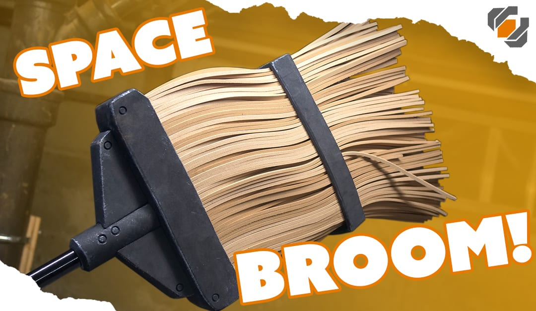 How to Make a Prop Broom from EVA Foam – Tutorial