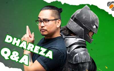 Prop: Live – Q&A with Dhareza Cosplayza – 5/23/2018