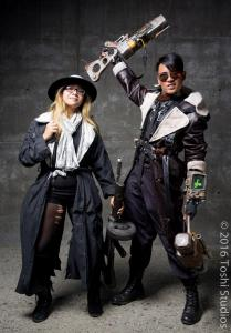 "Costume by <a href=""http://www.facebook.com/BrokenBladeWorkshop/"">Broken Blade Workshop</a> Photo by <a href=""http://www.facebook.com/toshi.studios/"">Toshi Studios</a>"