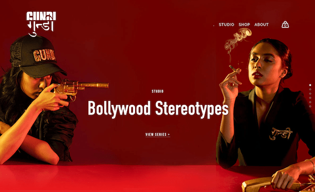 Gundi Studios Site