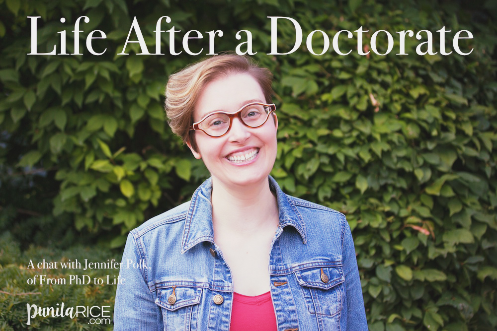 Life After a Doctorate