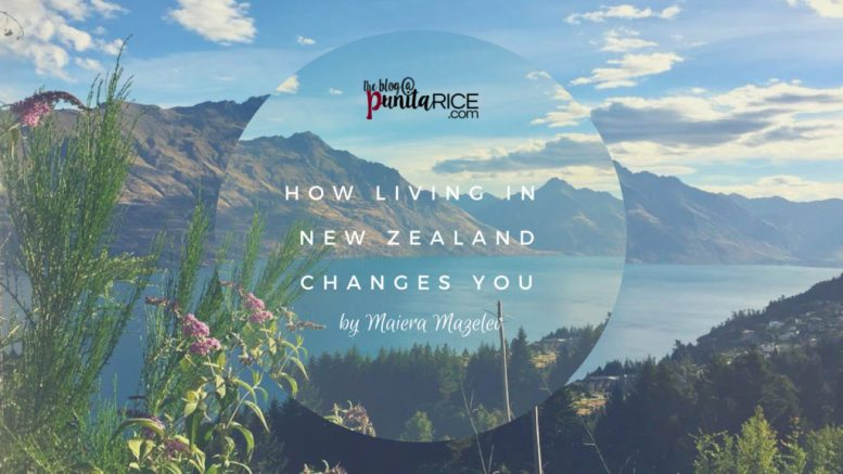 How Living in New Zealand Changes You