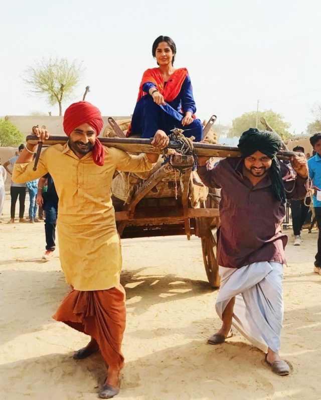 Balwan Singh Movie