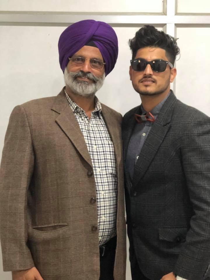 Gurnam Bhullar's Father