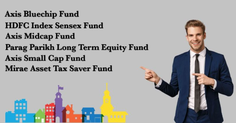 best mutual funds to invest for long term in india