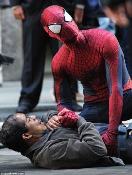 Webb's THE AMAZING SPIDER-MAN 2 (2014)
