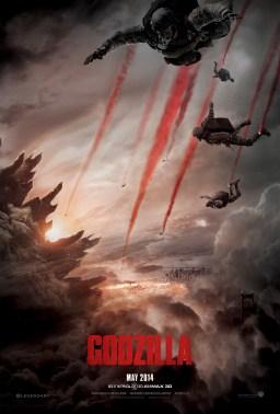 Edwards' GODZILLA (2014)