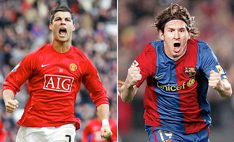 CR7 vs. Messiless Lionel