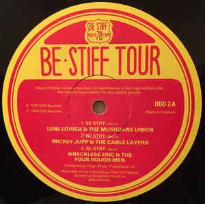 BeStiff record label