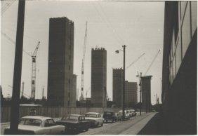 Blumenauer Straße 1973 (Bild: Horst Bohne)