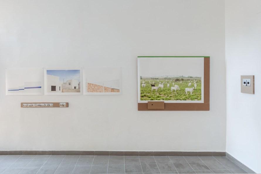 Bruno Veiga: Cidades Dispersas, enteriőr. Fotó: TOBE Gallery