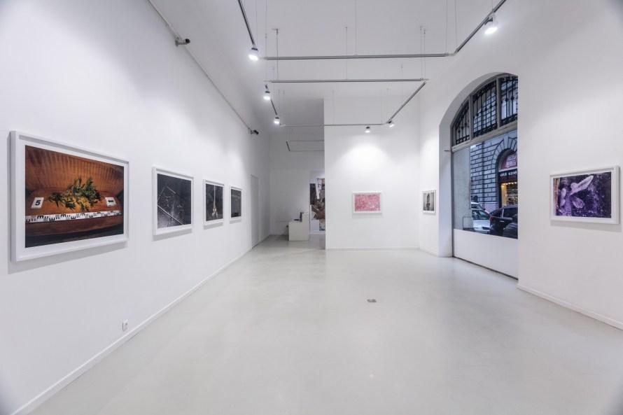 Barakonyi Szabolcs: Hűlt hely, Deák Erika Galéria, enteriőr. Fotó: Rákossy Péter