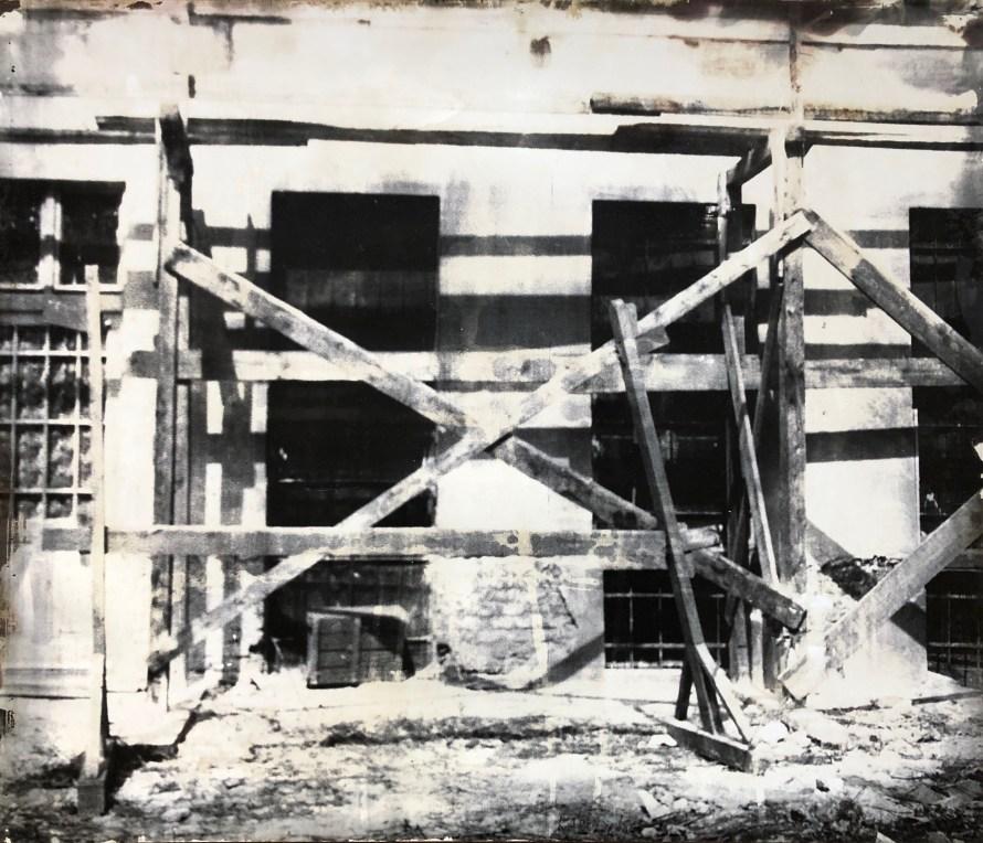 Károlyi Zsigmond: Fotófestmény, 1986. Fotó: Neon Galéria