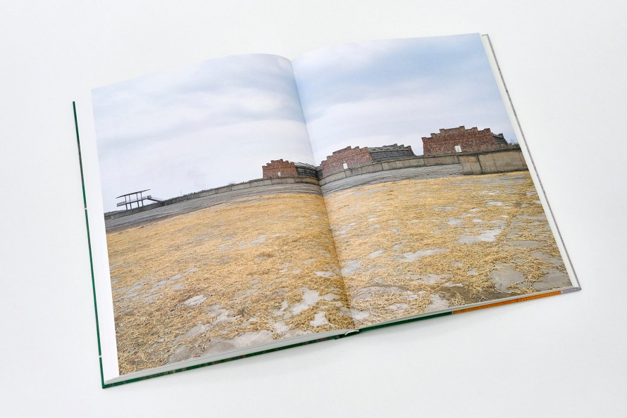 Katharina Roters - Sarhat Petrosyan: Utopia & Collapse: Rethinking Metsamor - The Armenian Atomic City, 2018. Fotó: Kiss imre